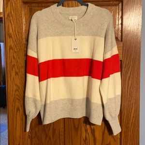Lucky Brand Sweater Size XL NWT